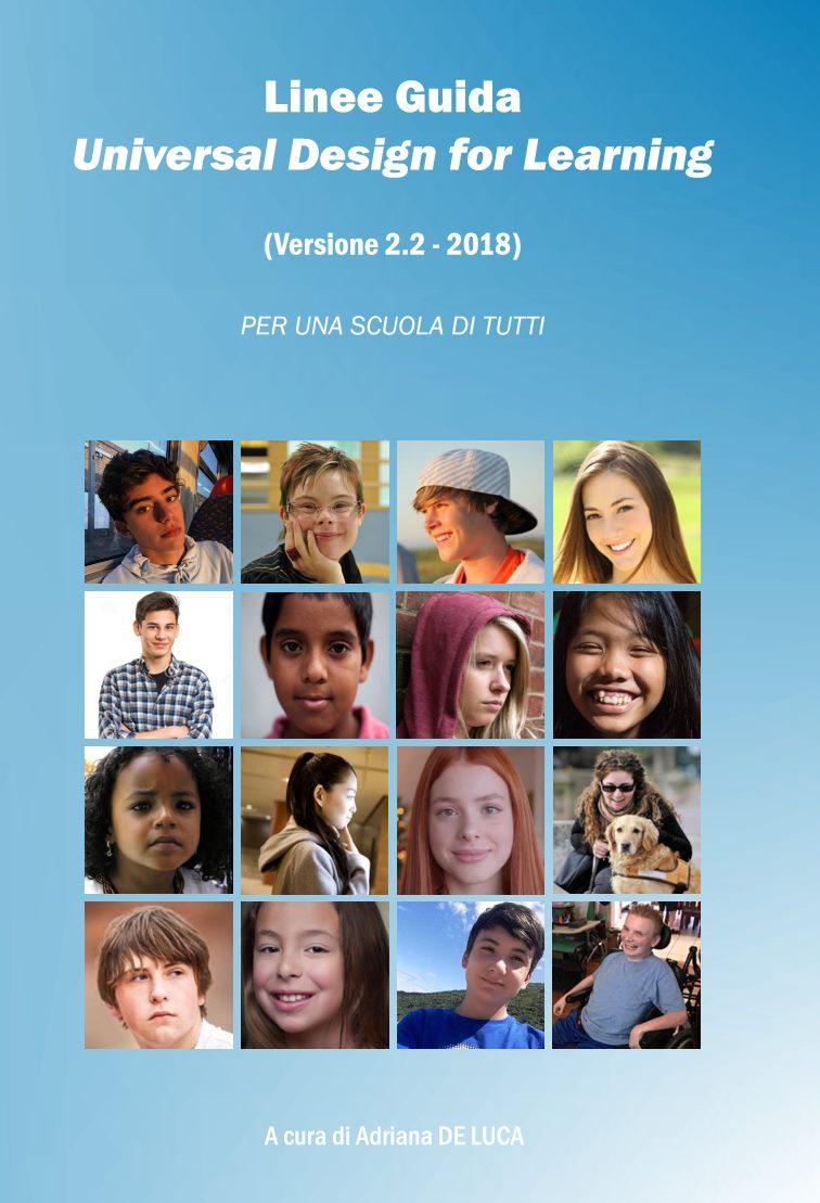 Linee Guida UDL (2.2 2018) Per una scuola di tutti