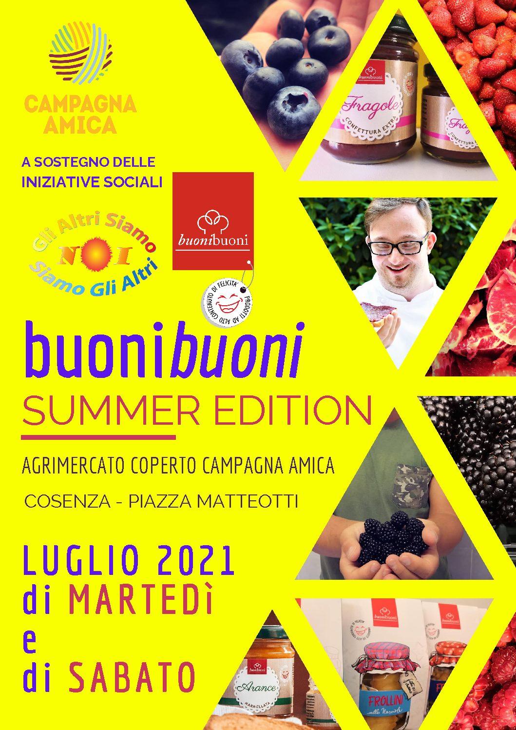 Parte buonibuoni Summer Edition